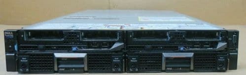 Dell PowerEdge FX2S Chassis 2x FC630 Blade Node CTO Servers 2x FD332 36.8TB SSD
